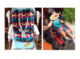 Стульчики для кормления - Новый вкладыш - чехол в стул, коляску (хамелеон), 0