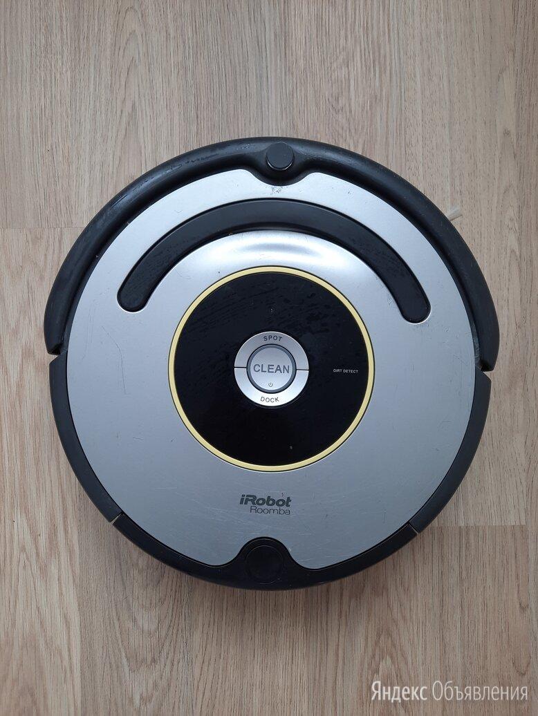 Робот пылесос Irobot Roomba 630 по цене 3500₽ - Роботы-пылесосы, фото 0