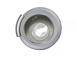 Аксессуары и запчасти - Люк в сборе для стиральных машин Bosch, Siemens…, 0