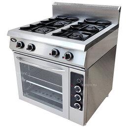 Промышленные плиты - Плита газовая Grill Master Ф4ПДГ/800, 0