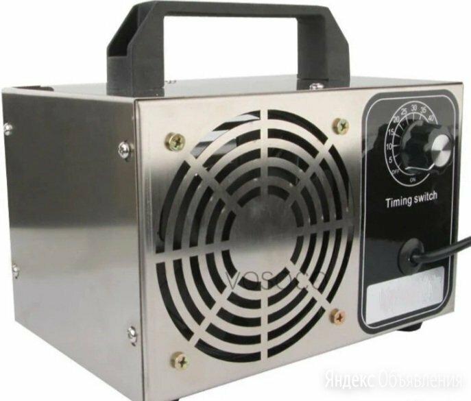 Озонатор воздуха  генератор озона 60 г Гц/ч по цене 3000₽ - Дезинфицирующие средства, фото 0
