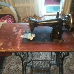 Швейные машины - Швейная машинка ножная Подольская, 0