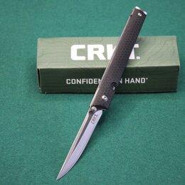 Ножи и мультитулы - Нож складной CRKT 7096 CEO, 0
