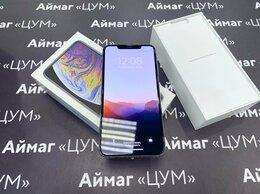 Мобильные телефоны - Apple iPhone Xs Max 64Gb Silver, 0