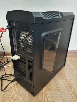 Настольные компьютеры - 🔥Игровой пк i3/8gb/GTX750Ti, 0