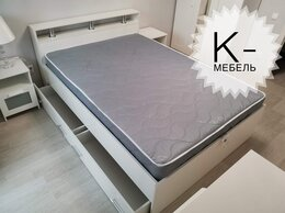 Кровати - Кровать односпальная 120х200, 0