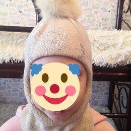 Головные уборы - Шапка шлем зимняя , 0