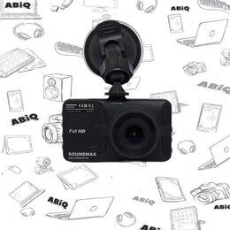 Видеорегистраторы - Видеорегистратор Soundmax SM-DVR51FHD, 0