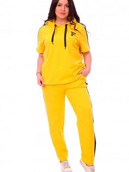 Костюмы - Костюм трикотажный Марианна (желтый), 0