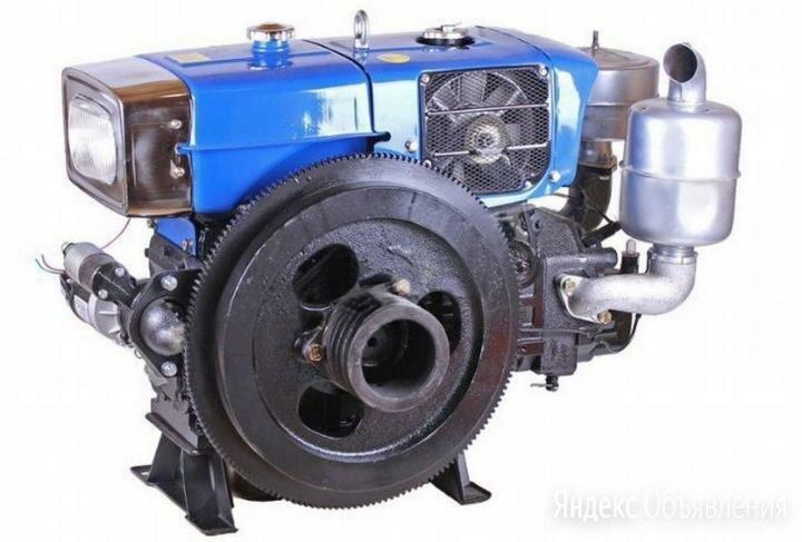 Двигатель дизель ZH1125N 30 л.с., электростартер по цене 77900₽ - Двигатели, фото 0