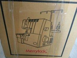 Оверлоки и распошивальные машины - Оверлок Merriylock 006, 0