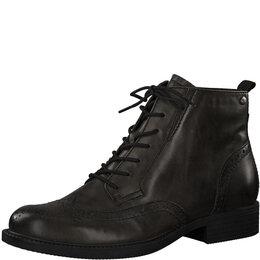Ботинки - Ботинки Tamaris Германия тёмно-оливковые с биркой, 0