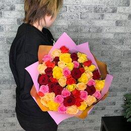 Цветы, букеты, композиции - Букет из роз, 0