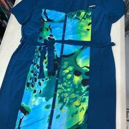 Платья - Платье летнее 56-58 размер. Турция., 0