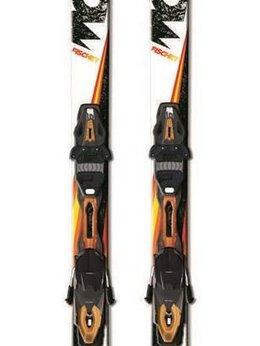 Горные лыжи - Горные лыжи FISCHER MOTIVE 74 с креплениями RS10, 0