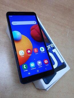 Мобильные телефоны - Смартфон Samsung Galaxy A01 Core, 0