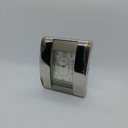 Часы настольные и каминные - Дорожные часы-будильник BAUME & MERCIER, не на…, 0