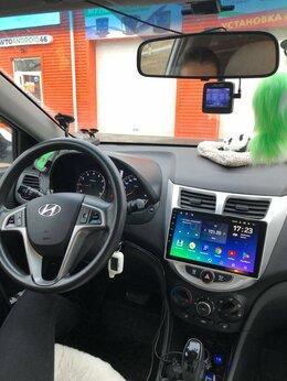 Автоэлектроника - Магнитола Hyundai Solaris 1, 0