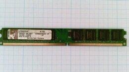 Модули памяти - Оперативная память ddr2 2гб кингстон, 0