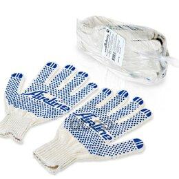Перчатки - Перчатки Хб С Точечным Пвх Покрытием (5пар)(7,5..., 0