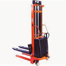 Грузоподъемное оборудование - Штабелер гидравлический с электроподъемом TOR…, 0