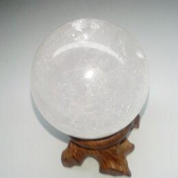 Товары для гадания и предсказания - Шар из горного хрусталя, шар из натурального камня 3,8 см, вес 97 гр, 0