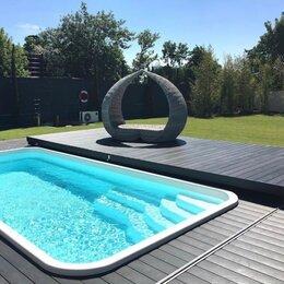 Павильоны для бассейнов - Сдвижная терраса для бассейна, 0