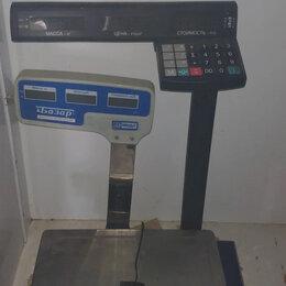 Весы - Весы торговые электронные , 0