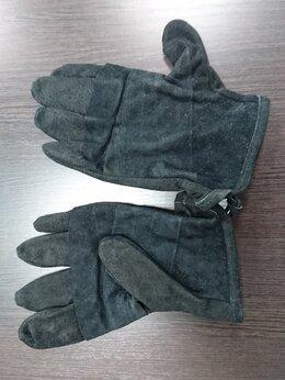 Средства индивидуальной защиты - Перчатки кожанные для сварщиков, 0