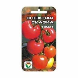 Семена - Снежная сказка Томат 20шт СС Сибирский сад, 0