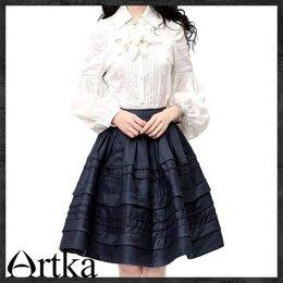 Блузки и кофточки - Блузка белая Артка бохо , 0