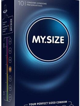 Презервативы - Презервативы MY.SIZE размер 57 - 10 шт., 0