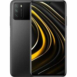 Мобильные телефоны - Смартфон Xiaomi Poco M3 4/64Gb Black, 0