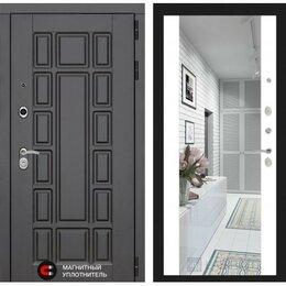 Входные двери - Водная дверь с зеркалом, 0