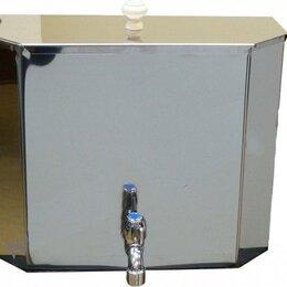 Умывальники - Бак для воды без подогрева Успех 30 л (из…, 0