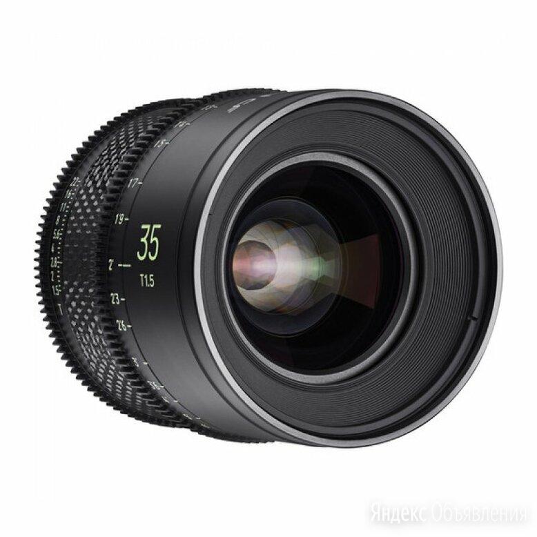 Samyang Объектив Samyang XEEN CF 35mm T1.5 Canon EF по цене 165000₽ - Объективы, фото 0