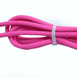 Аксессуары и запчасти для оргтехники - Кабель USB-Micro USB Fast (до 3A) розовый, 0