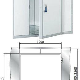 Дверные коробки - Дверной блок с распашной дверью 2040*1200*80 (св.пр.1850*800) , 0