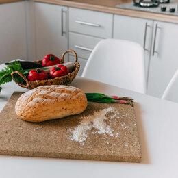 Посуда для выпечки и запекания - Пекарский камень лавовый Эстет  40*30*2 , 0