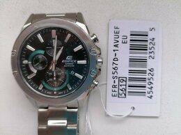 Наручные часы - Мужские часы Casio Edifice EFR-S567D-2A (Япония), 0
