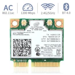 Оборудование Wi-Fi и Bluetooth - Wi-Fi модуль + Bluetooth Acer Aspire V7-482,…, 0