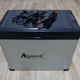 Сумки-холодильники и аксессуары - Автохолодильник Alpicool C40, 0