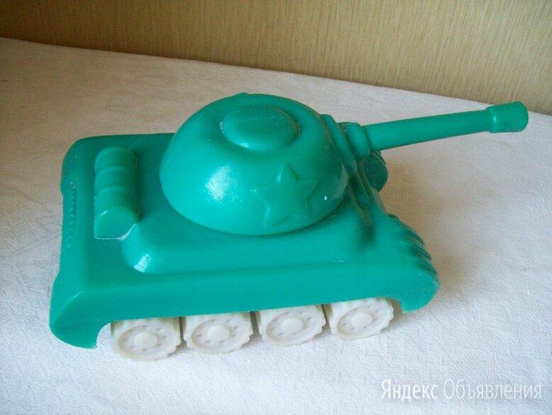 Игрушка -Танк С.С.С.Р.  (длина 34 см.,высота 15 см) по цене 1400₽ - Машинки и техника, фото 0