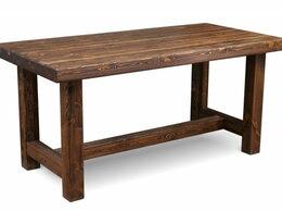 Столы и столики - Стол Ирбея 210х80 для сауны, 0