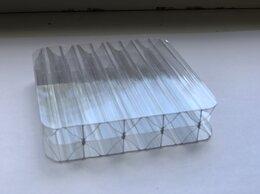 Поликарбонат - Сотовый поликарбонат Berolux 16 мм прозрачный, 0