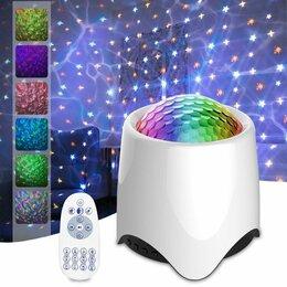 Интерьерная подсветка - Светодиодный Галактический проектор YSH 102, 0