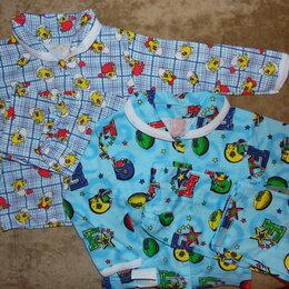 Домашняя одежда - Пижамы детские. Новые. 80-86 рост., 0