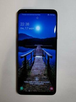 Мобильные телефоны - Samsung S9 plus SM-G965F/DS, 0