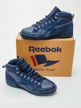 Кроссовки и кеды - Зимние Reebok Royal (42-43) Новые Оригинал Выбор, 0