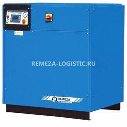 Воздушные компрессоры - Винтовой компрессор Remeza ВК40Т-10, 0